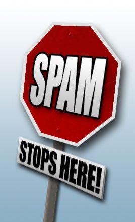 stop spam here