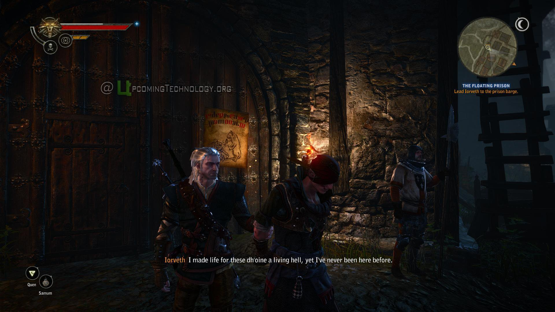 witcher 2 gameplay