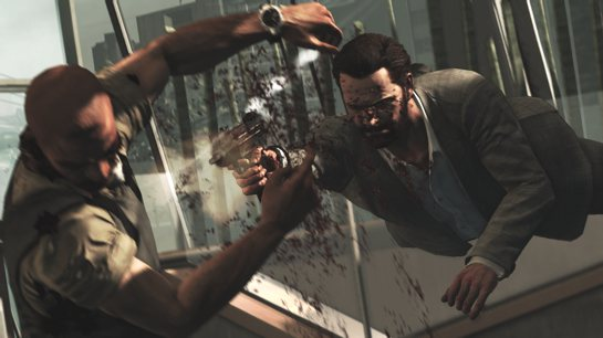 max payne 3 screen