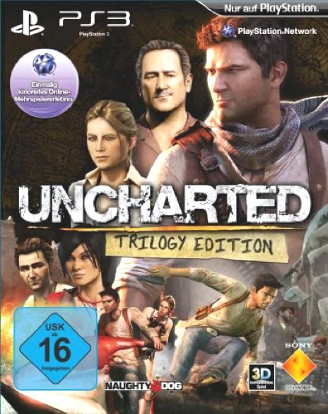 Uncharted Trilogy Pack